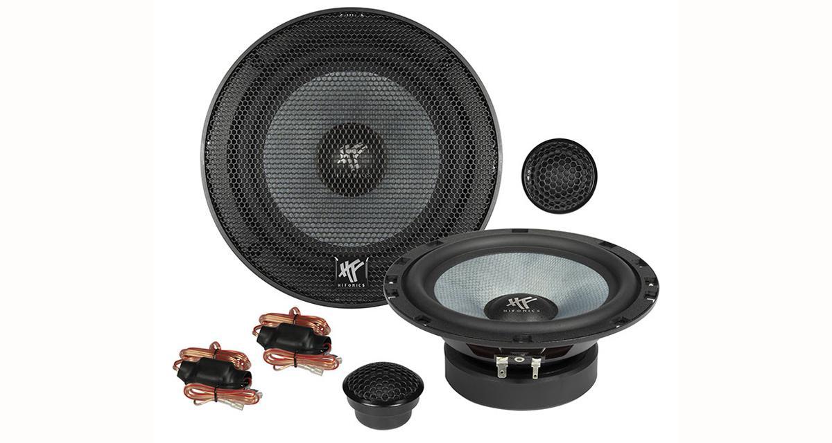 Performants et puissants, les nouveaux HP Hifonics Zeus séduiront les passionnés de car audio