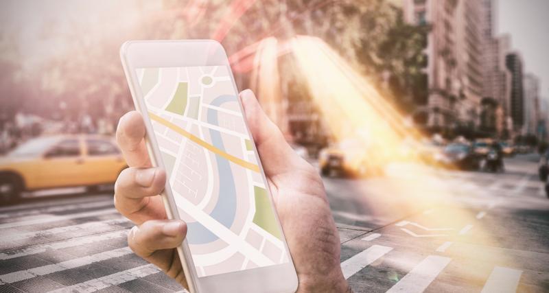Bus sans chauffeur : commandez votre trajet via une application