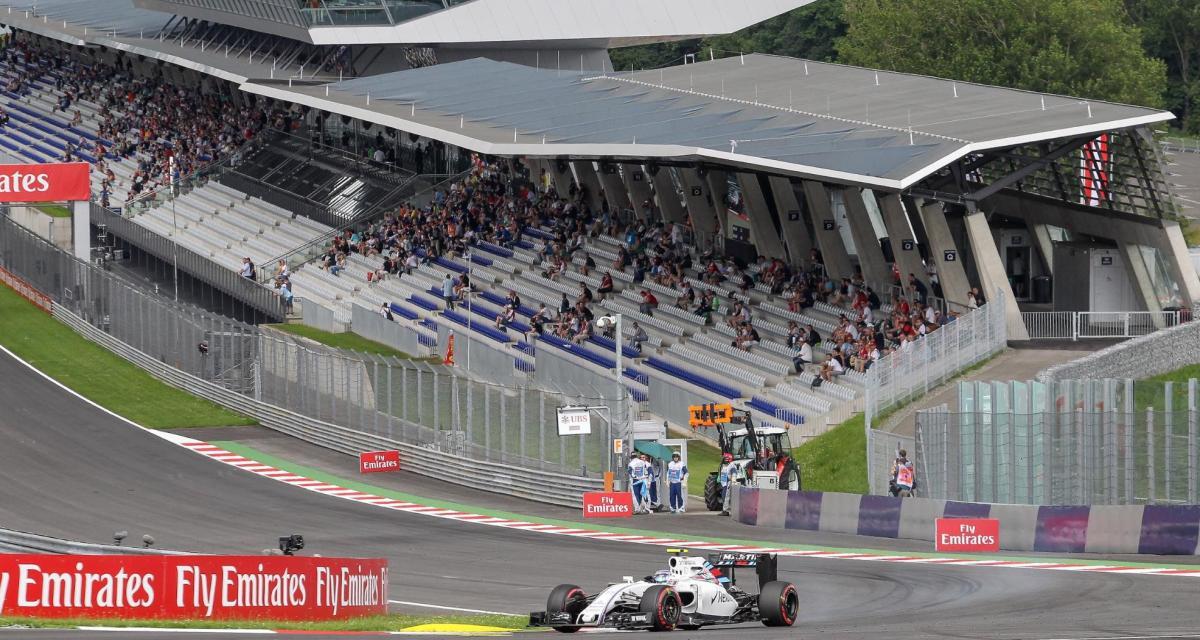 Grand Prix d'Autriche de F1 : les résultats de Williams sur le Red Bull Ring