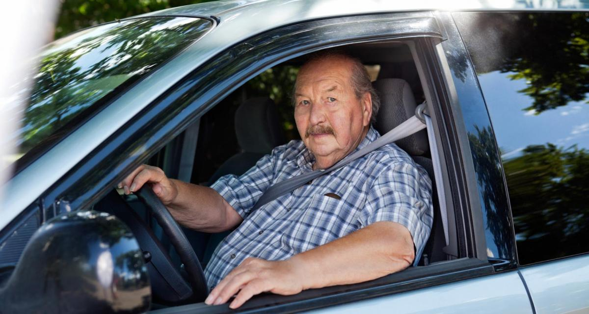 Fous du volant : à 73 ans, il fonce à 158 km/h sur une route limitée à 80