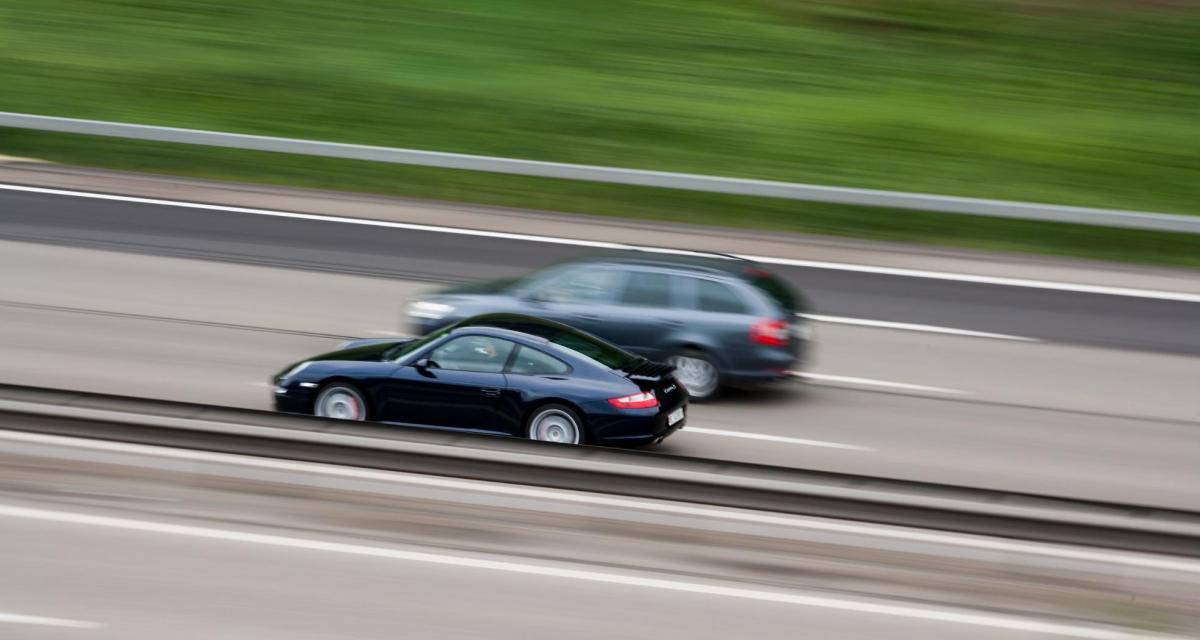 Fous du volant : encore en période probatoire, elle se fait arrêter à 181 km/h