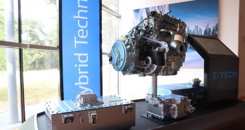 Renault E-Tech : les images de notre essai du système hybride au losange
