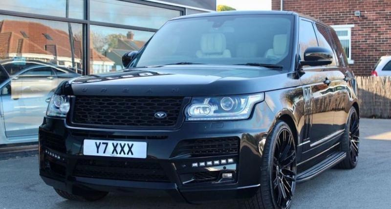 Land Rover Range Rover : Michael Keane (55.091 euros)