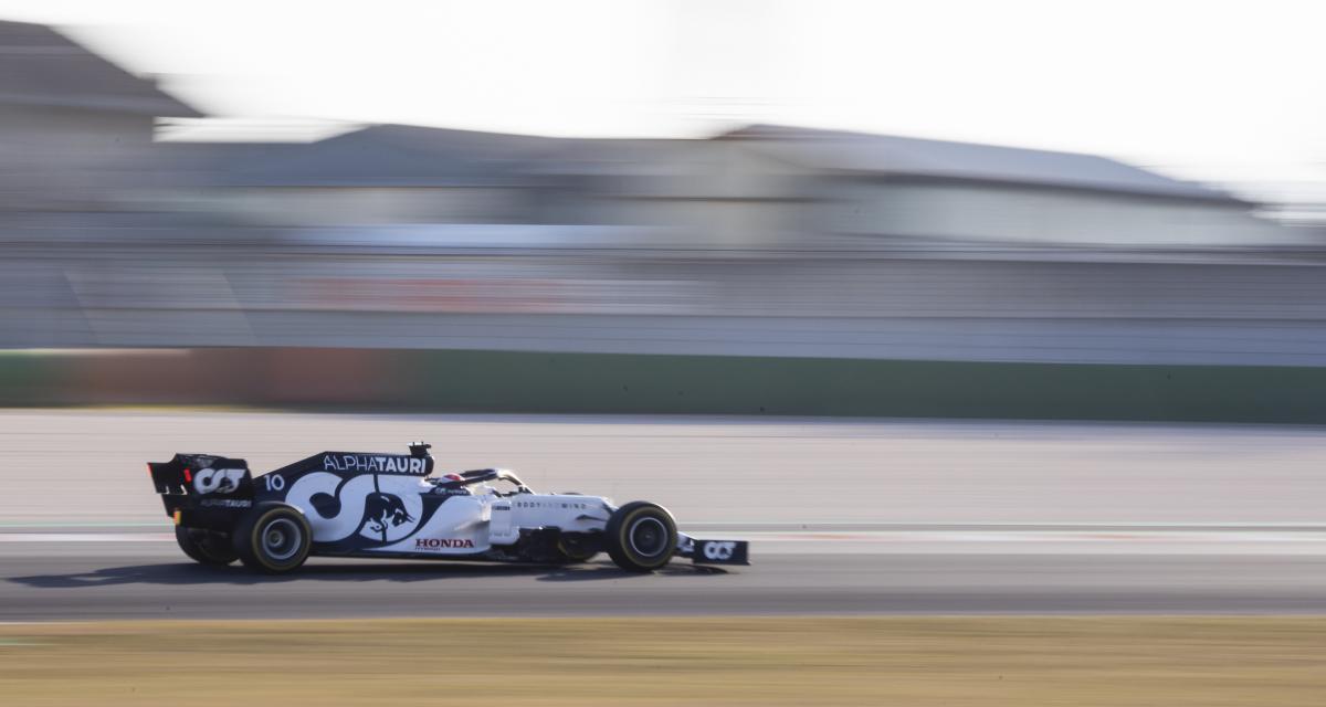 Grand Prix d'Autriche de F1 : les résultats d'Alpha Tauri sur le Red Bull Ring
