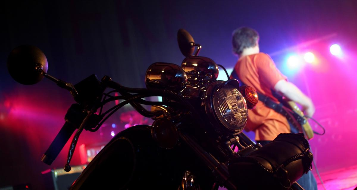 Un député arrêté pour un excès de vitesse à moto