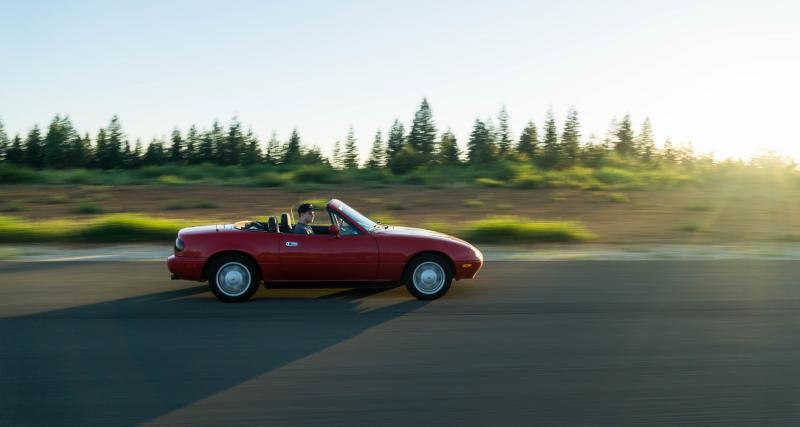 Il fuse à 154 km/h sur une départementale... au volant d'une Ford Mustang