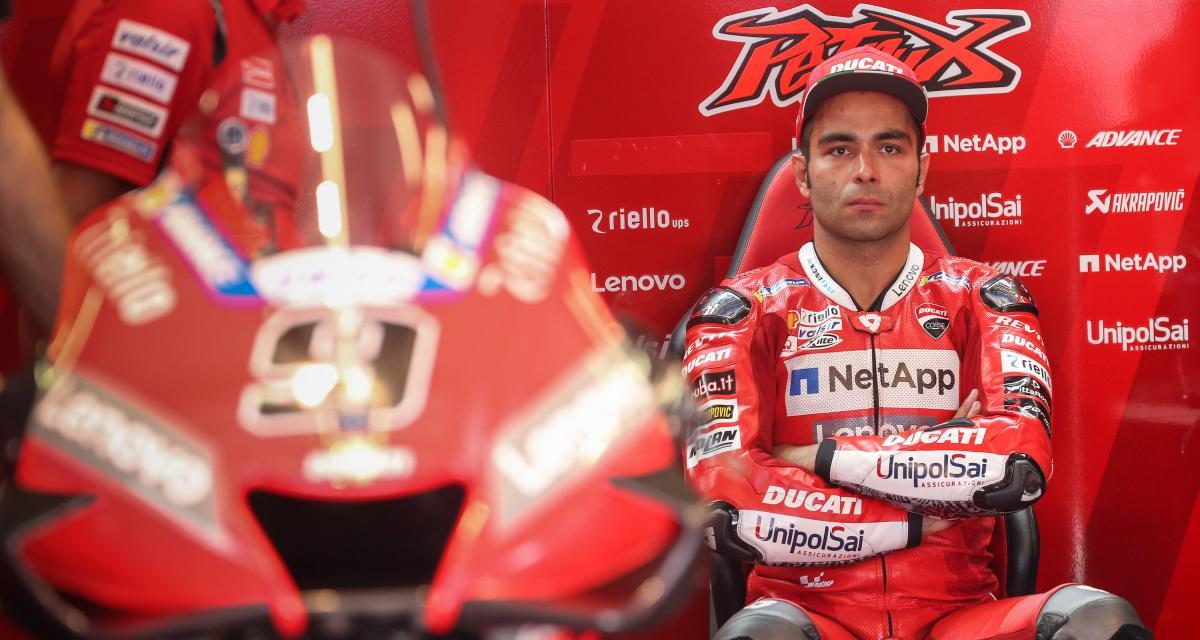 MotoGP - Transferts : Danilo Petrucci file chez KTM