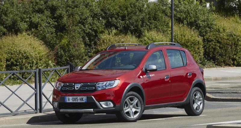 Prime à la conversion 2020 : quelle Dacia Sandero Stepway concernée ?