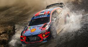 WRC : la paire Tänak/Neuville (Hyundai) s'engage au Rally di Alba