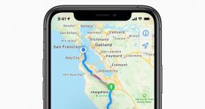 Apple Plan dans iOS 14 : au service de la voiture électrique