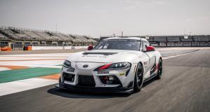Toyota GR Supra GT4 : une voiture de compétition pour gentleman driver