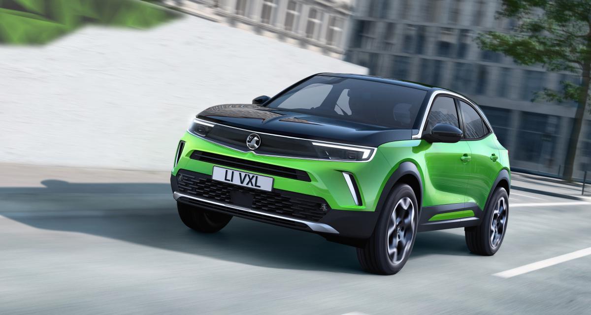 Opel Mokka (2021) : sursaut de modernité pour le nouveau SUV compact