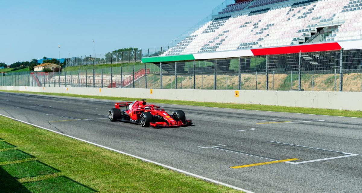 F1 - saison 2020 : Sebastian Vettel favorable à un Grand Prix au Mugello