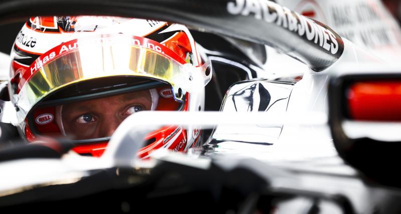 F1 - Grand Prix d'Autriche : L'historique de Kevin Magnussen sur le Red Bull Ring