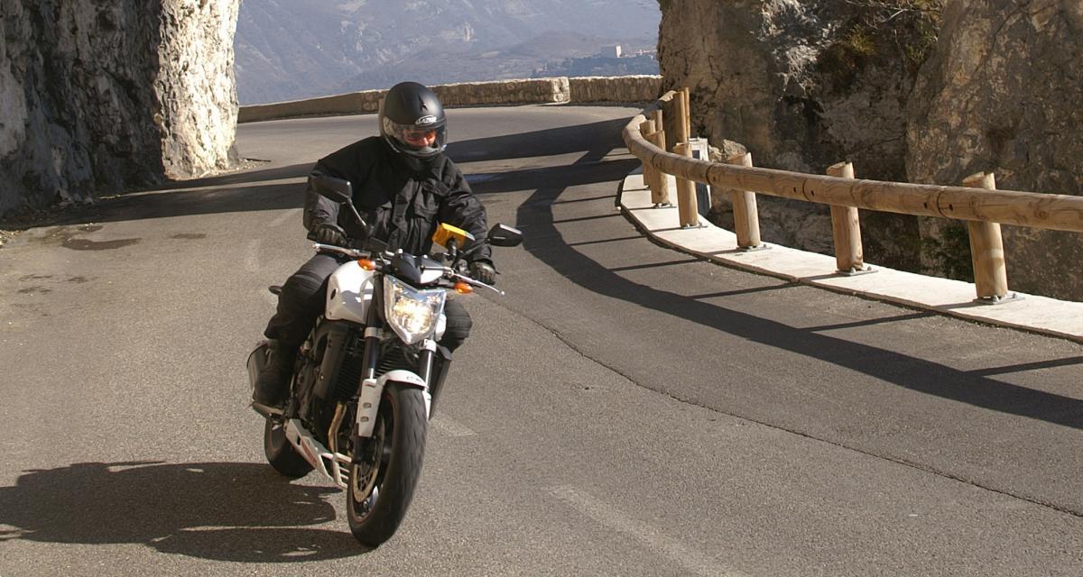 Rendez-vous au tribunal pour ce motard de 30 ans contrôlé à 180 km/h sur une départementale