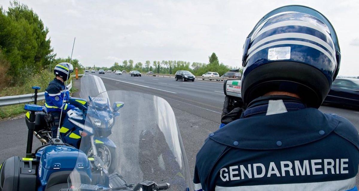 Flashé à 190 km/h dans l'Audi de papa, ce jeune conducteur risque 1 500€ d'amende