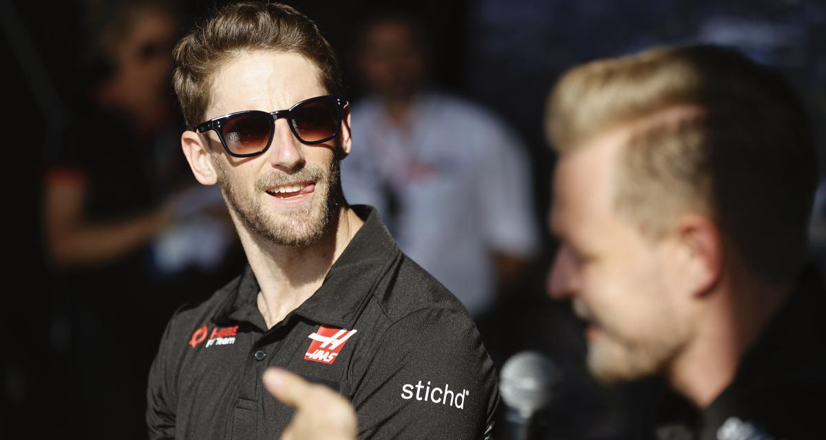 F1 - Transferts : l'appel du pied de Grosjean à Renault