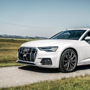 Audi A6 Allroad par ABT Sportsline : jusqu'à 408 ch pour le break baroudeur