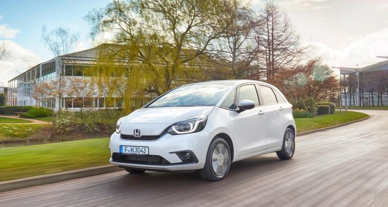 Honda Jazz Hybrid (2020) : prix, finitions, technologies… toutes les infos sur la citadine