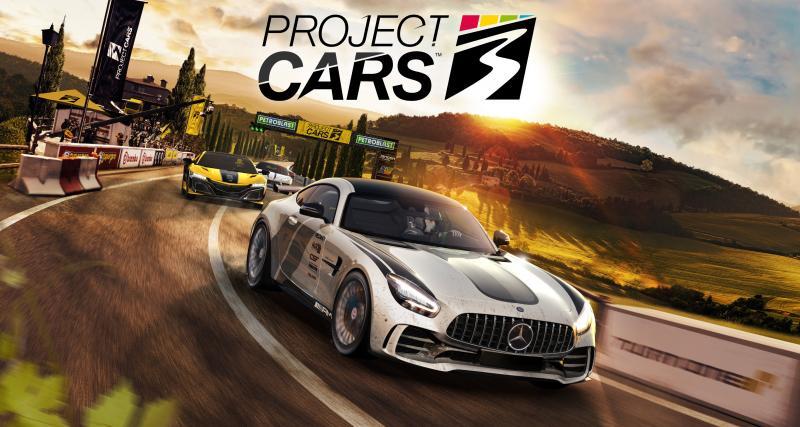 Project CARS 3 : sortie le 28 août sur PC et consoles