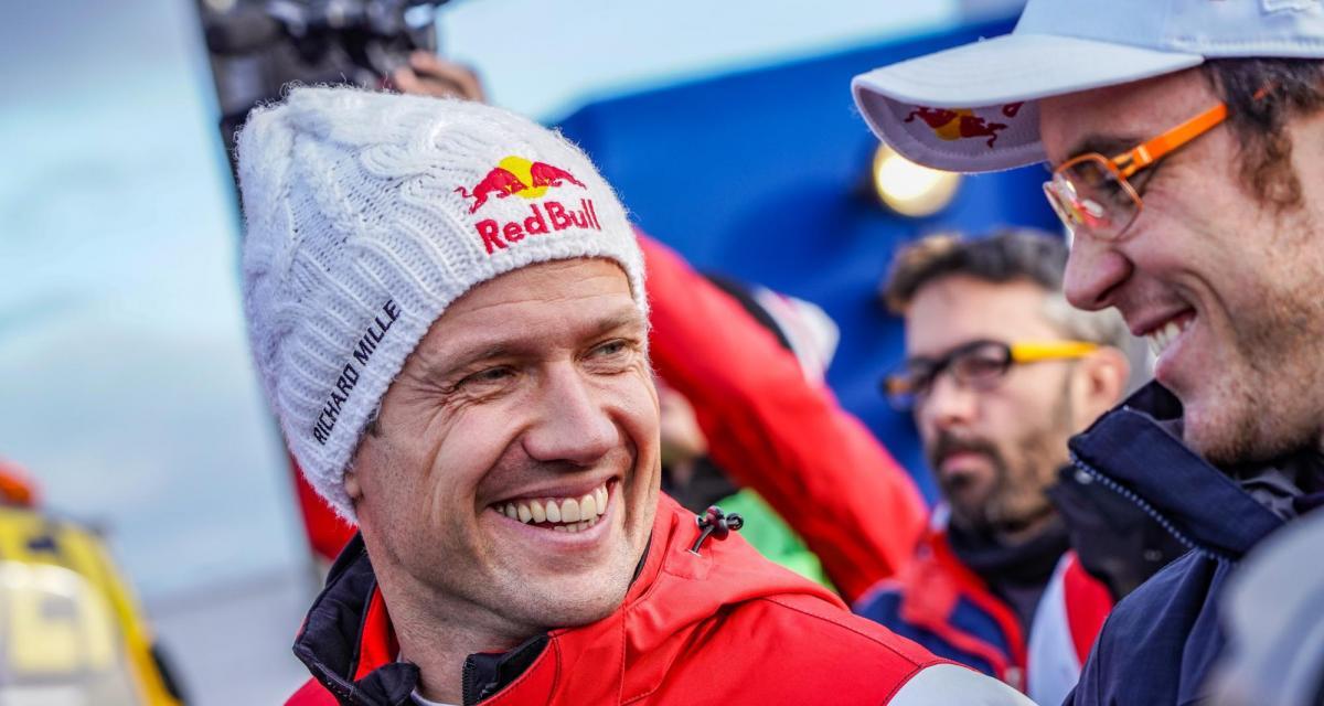 """WRC - Toyota : Ogier ressent """"une sensation agréable"""" au volant de la Yaris"""