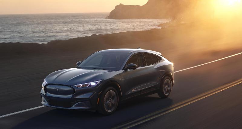 Ford fait appel au Cloud pour estimer l'autonomie de sa Mustang Mach-E