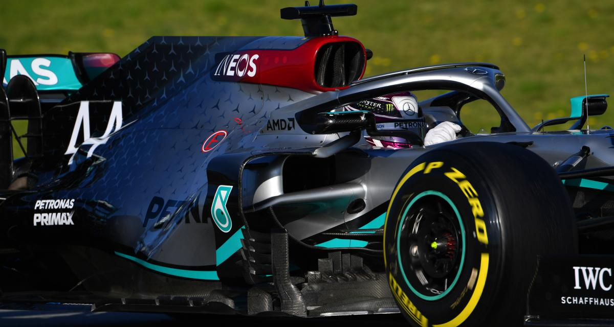 """F1 - Hamilton : """"Supporters, vous me manquerez"""""""