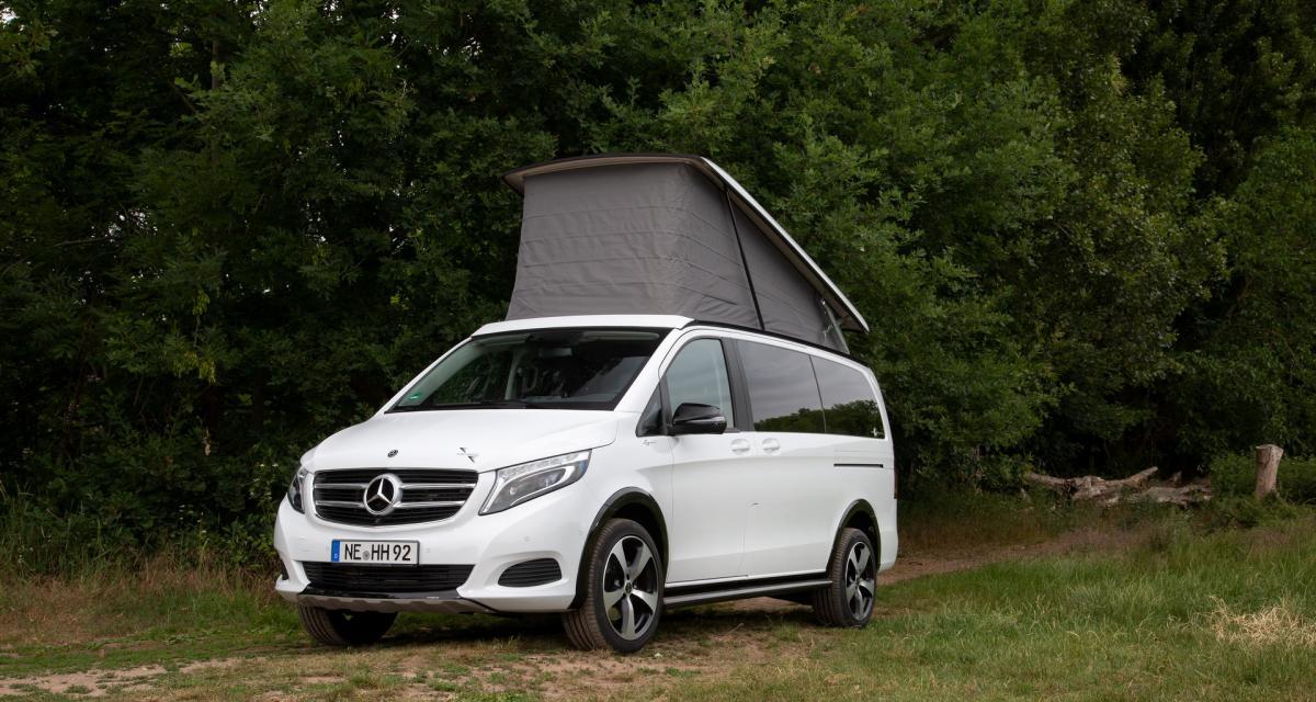 Camping-car Marco Polo VP Gravity : partez à la découverte d'un nouveau monde