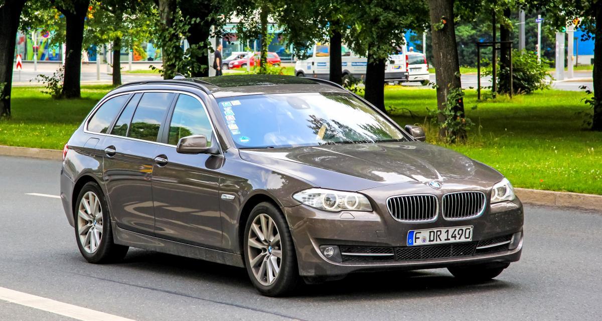 Fous du volant : il perd son permis après une pointe à 191 km/h avec sa BMW