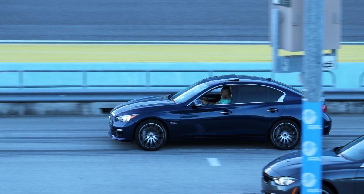 Fous du volant : papa lui prête l'Audi, il se fait arrêter à 190 km/h !