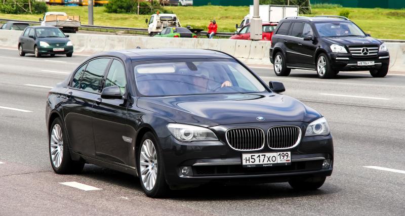 Fous du volant : flashé à 146 km/h, il y laisse son permis et sa BMW