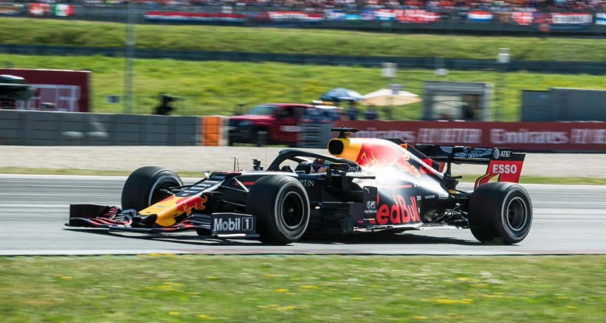 F1 - Grand Prix d'Autriche : l'historique de Max Verstappen sur le Red Bull Ring