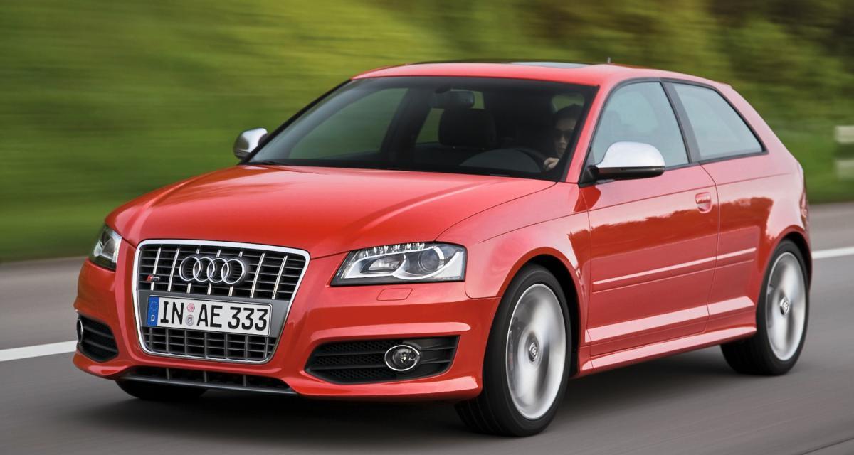 Audi S3 (2020) : la nouvelle compacte sportive surprise sur le Nürburgring
