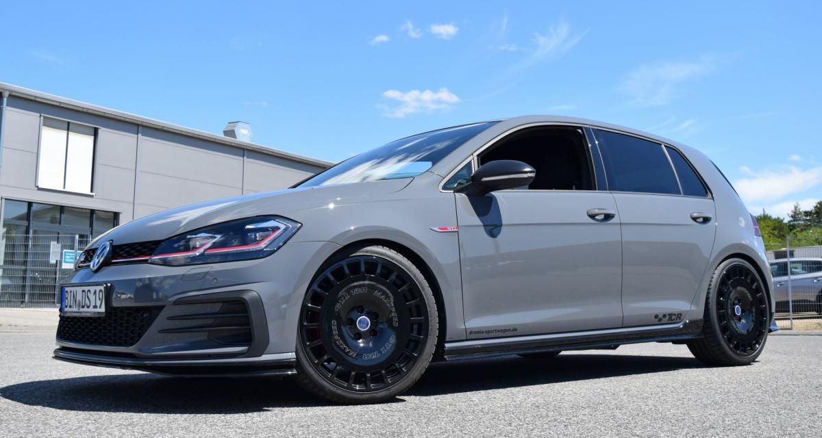 VW Golf Mk7 GTI TCR by Maxi-Tuner : une traction plus performante que la R