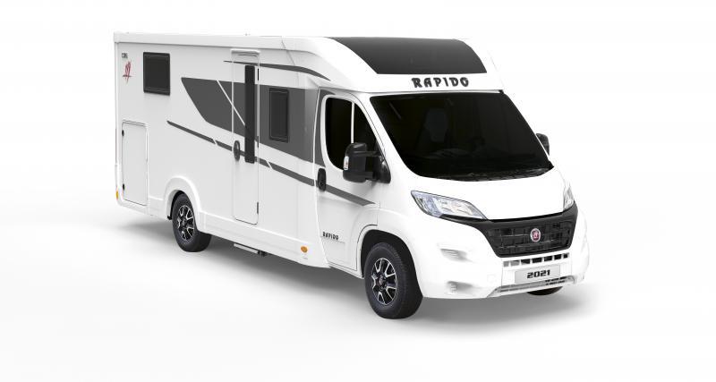 Nouveau camping-car Rapido C56 : compact par nature