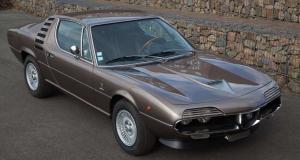 Alfa Romeo Montreal : le génie de Gandini à l'oeuvre pour Bertone