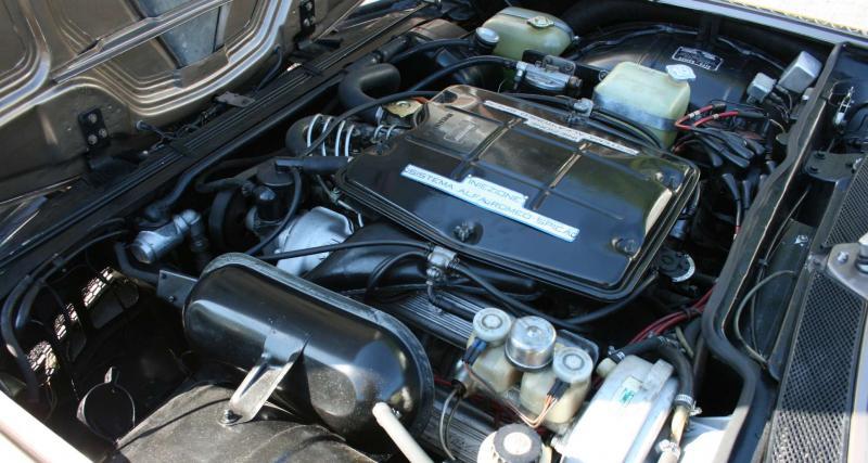 V8 de 200 ch