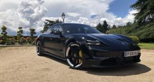 Essai Porsche Taycan : à consommer sans modération