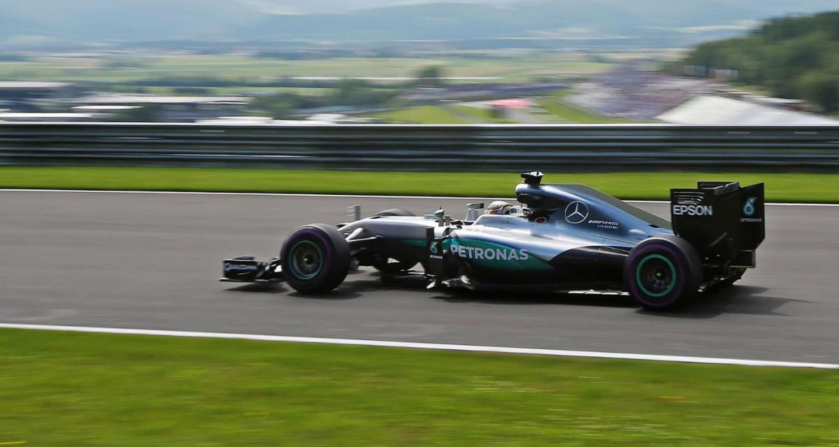 F1 - Grand Prix d'Autriche : l'historique de Lewis Hamilton sur le Red Bull Ring