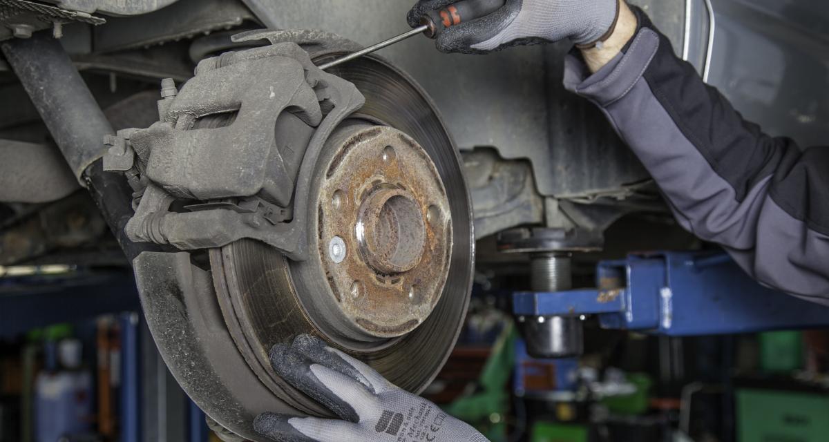 Entretien de ma voiture : comment contrôler l'usure des freins