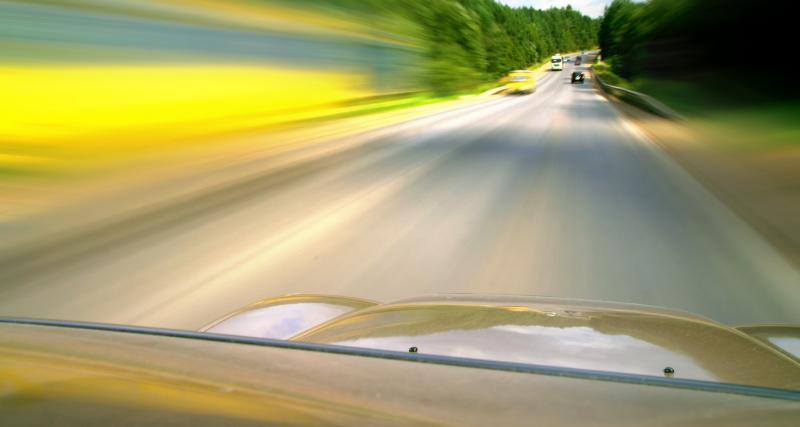 Conducteur flashé à 143 km/h sur une nationale : la gendarmerie lui sucre son permis et sa voiture