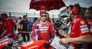 MotoGP : Andrea Dovizioso optimiste pour son retour