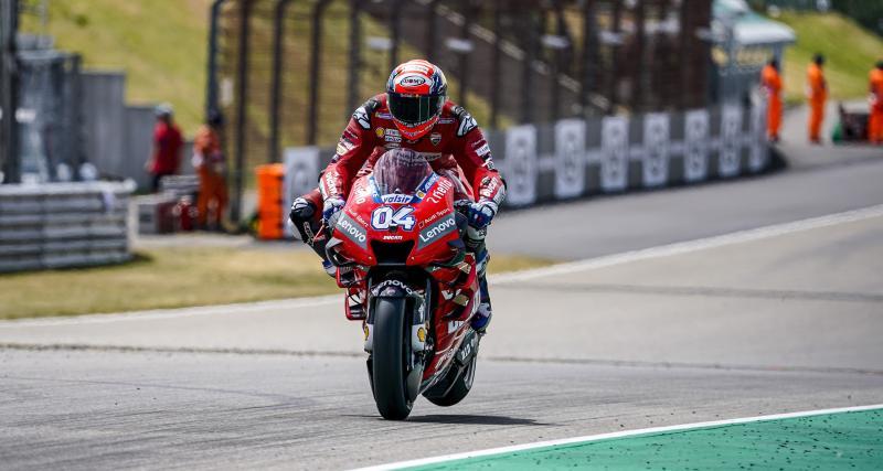 Dovizioso, opéré, sera au départ du premier GP de la saison — MotoGP