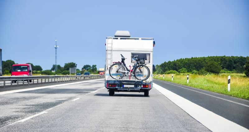La BAC obligée d'intervenir pour stopper un chauffard en camping-car