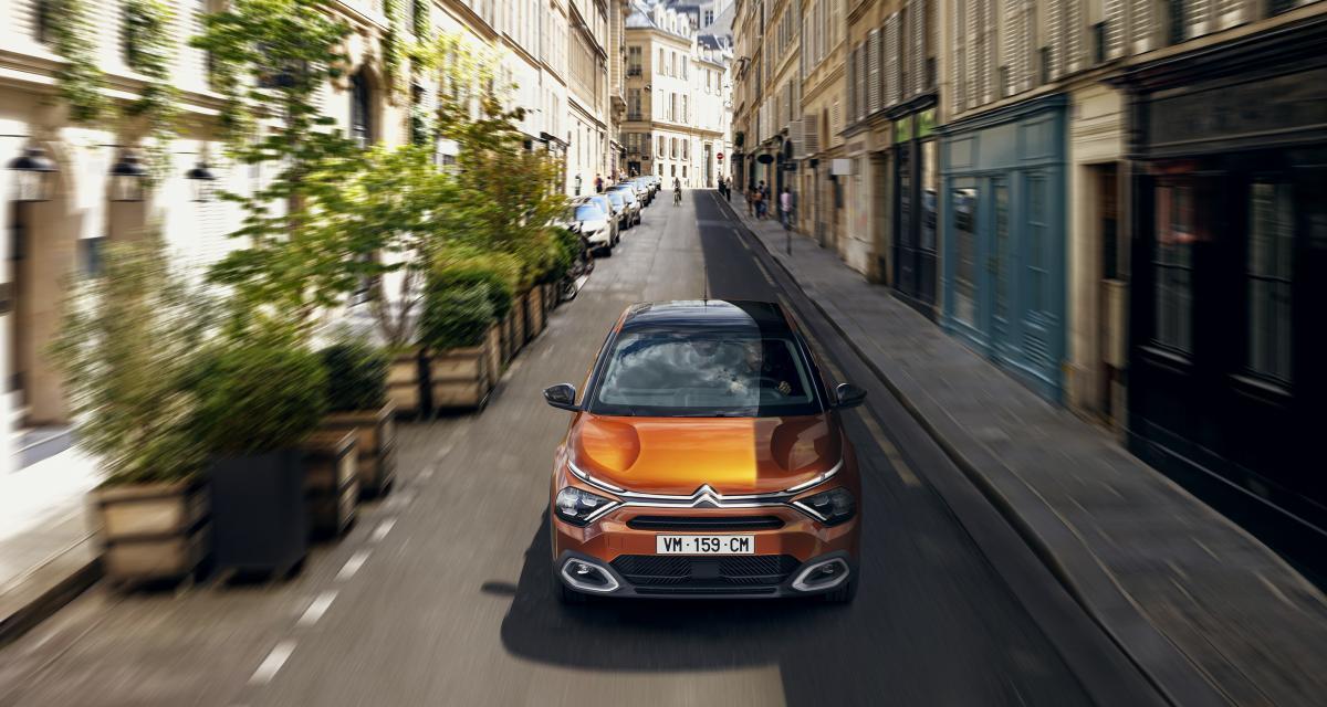 Nouvelle Citroën ë-C4 : autonomie et temps de recharge