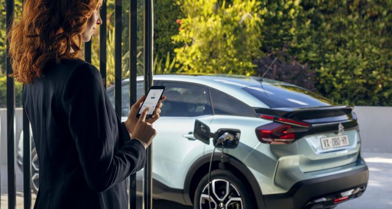 Les temps de recharge de la Citroën ë-C4