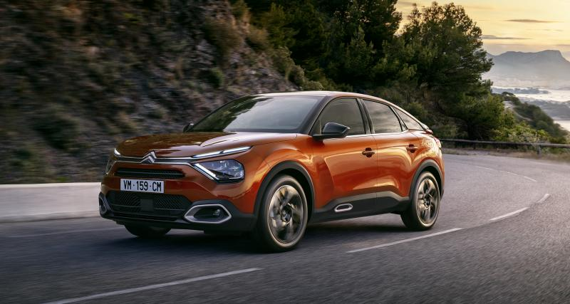 Nouvelle Citroën C4 (2020) : une auto originale tournée vers le confort