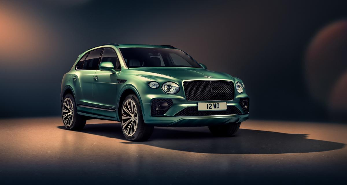 Bentley Bentayga (2020) : lifting de rigueur pour le grand SUV