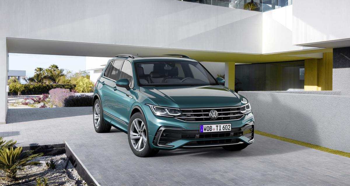 Volkswagen Tiguan (2020) : avalanche de nouveautés pour le SUV compact restylé
