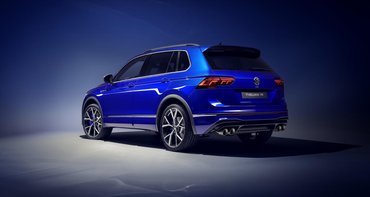 Volkswagen Tiguan R (2020) : échappement Akrapovic et look d'enfer pour le SUV sportif